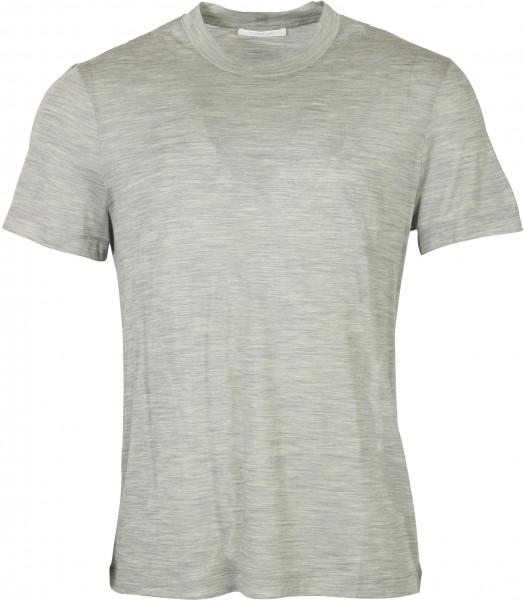 Men's Helmut Lang Wool T-Shirt Heather Grey