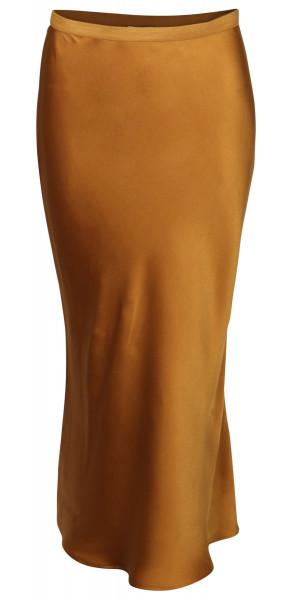 Women's Anine Bing Silk Skirt Bar Gold