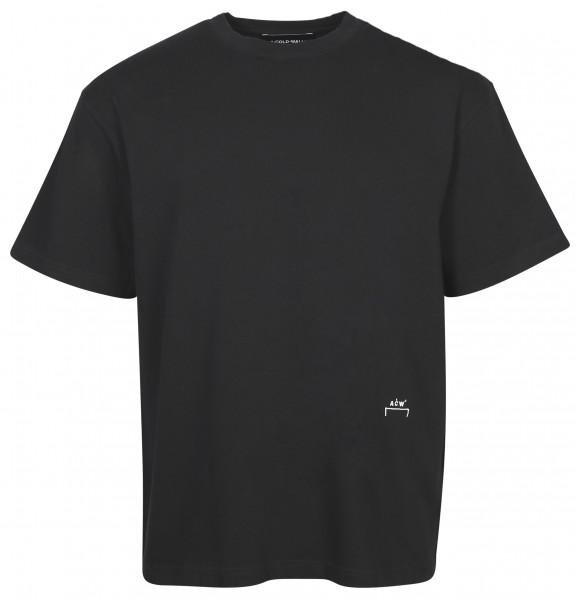 Men's A-Cold-Wall Classic Logo T-Shirt Black