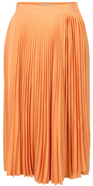 Women's Acne Studios Skirt Ilky Dusty Orange