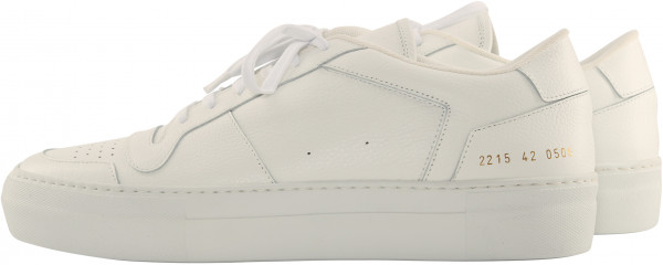 Men's Common Projects Sneaker Full Court Low White