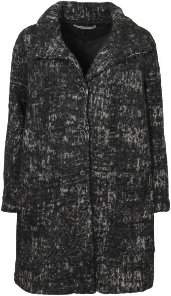 Women's Transit Par Such Knit Coat Black/Grey