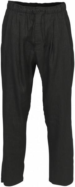 Men's Transit Uomo Pant Black Pinstripe