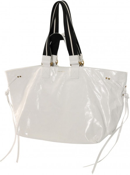 Women's Isabel Marant Bag Wardy New Porte Epaule White