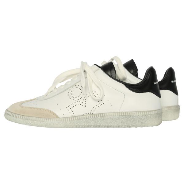 Women's Isabel Marant Bryce Sneaker White