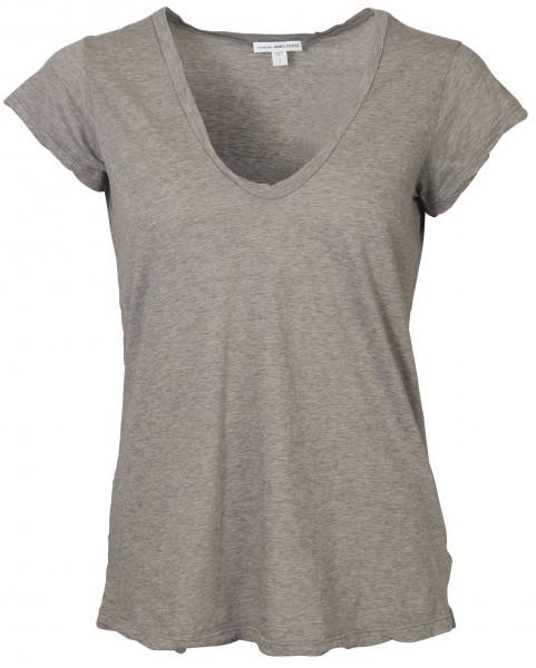 Women's James Perse T-Shirt Greymel