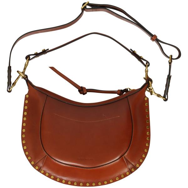 Women's Isabel Marant Bag Naoko Porte Epaule Cognac