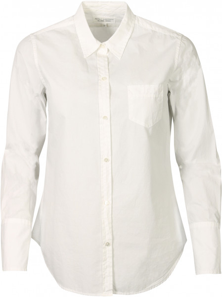 Women's Nili Lotan Cotton Shirt NL White