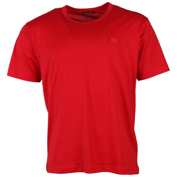 Men's Acne Studios T-Shirt Nash Face rot