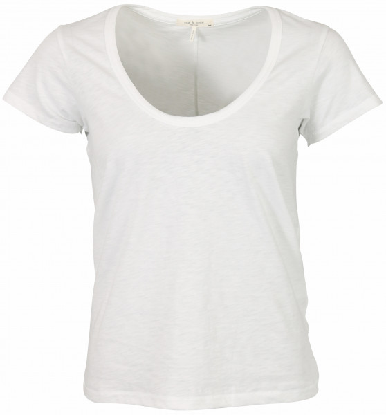 Women's Rag & Bone U T-Shirt White