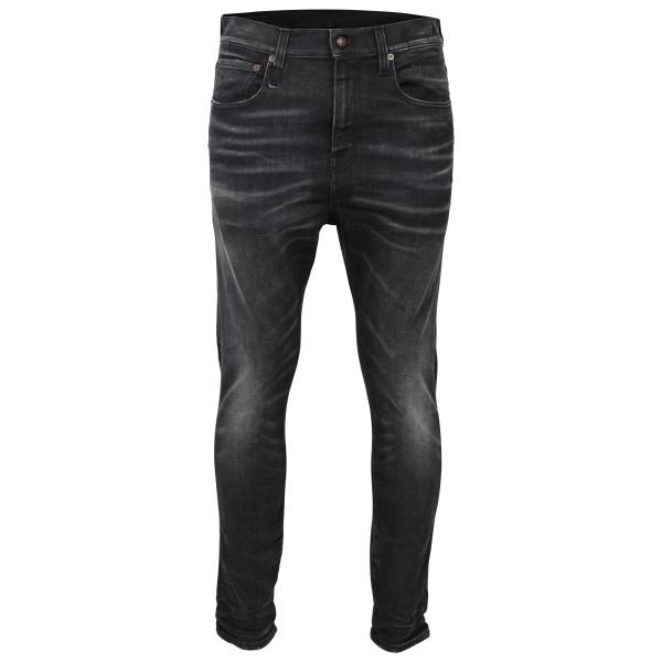 Men's R13 Jeans Skate Black Marble