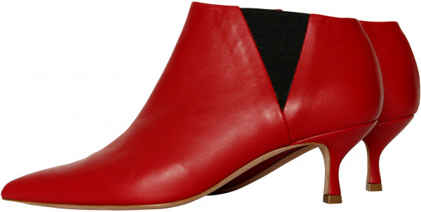 Women's Golden Goose Boots red