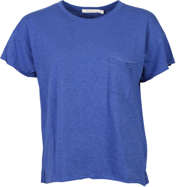 Women's Rag & Bone T-Shirt Azur Blue