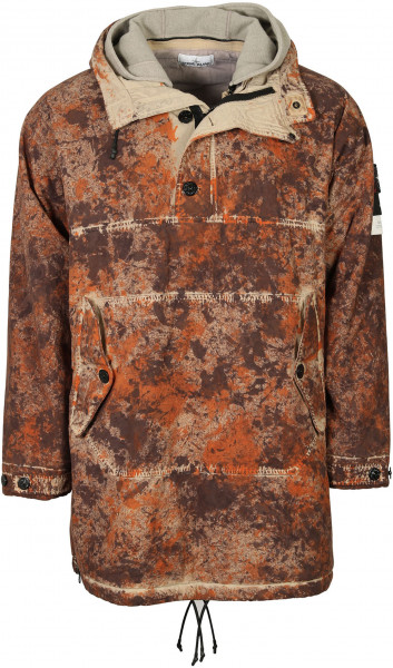 Men's Stone Island Jacket Paintball Unique Print