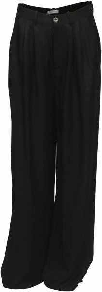 Women's Anine Bing Wide Pant Carla Black