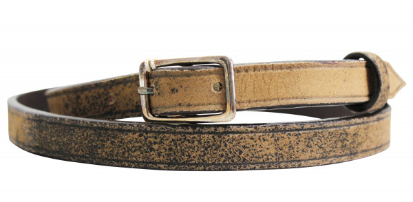 Golden Goose Gürtel Belt Cino Club Chair brown