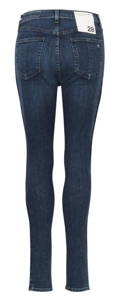 Rag & Bone High Rise Skinny Jeans W1532K520