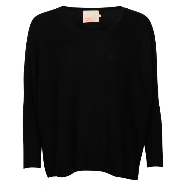 Women's Absolut Cashmere Oversized Pullover Astrid Black