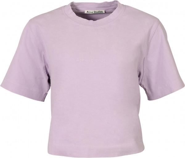Women's Acne Studios T-Shirt Ecylea Lavender
