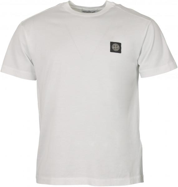 Men's Stone Island T-Shirt White