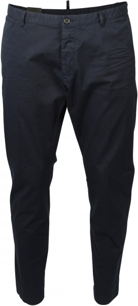 Men's Dsquared Chino Tidy Fit Navy