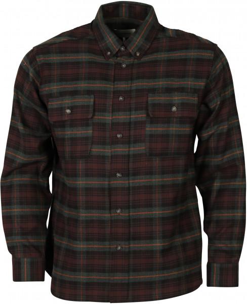 Men's Isabel Marant Shirt Yarol Bronze Check