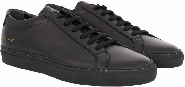 Men's Common Projects Sneaker Original Achilles Low Black