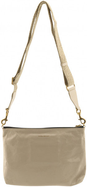 Women's Isabel Marant Bag Nessah New Bandouliere Ecru
