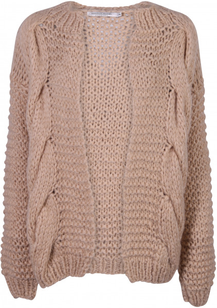 Women's Summum Cardigan Mohair sand