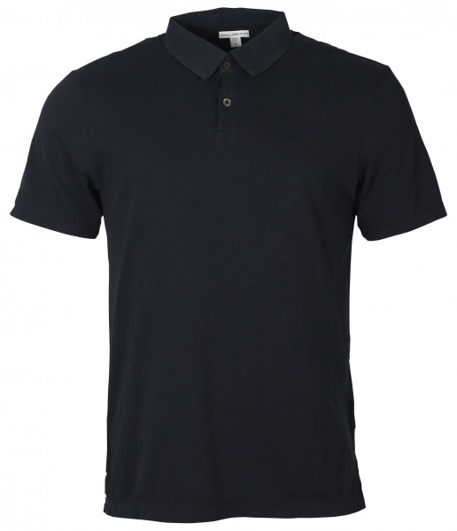 Men's James Perse Standard Polo Navy
