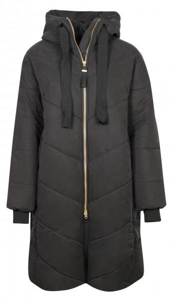 Women's g-lab Padded Coat Blossom Black