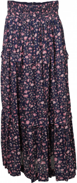 Women's Isabel Marant Skirt Lineka Midnight Printed