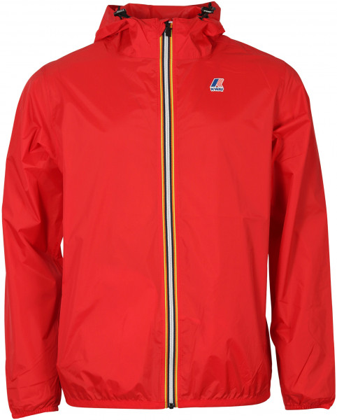 K-Way 3.0 Claude Rainjacket Red