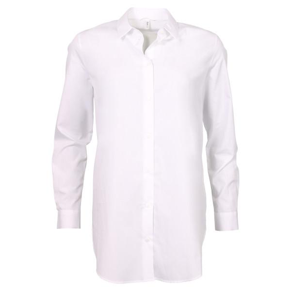 Sophie Shirt Bamo White
