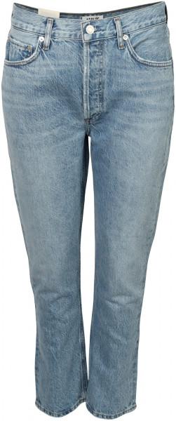 Women's Agolde Jeans Riley Blur