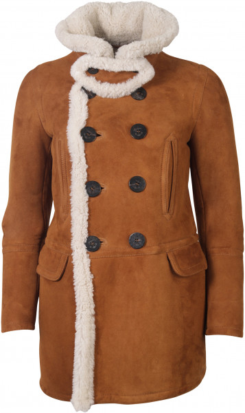 Women's Dsquared D2 Shearling Jacket
