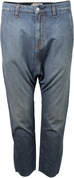 Nili Lotan Jeans Paris Slouchy Midblue