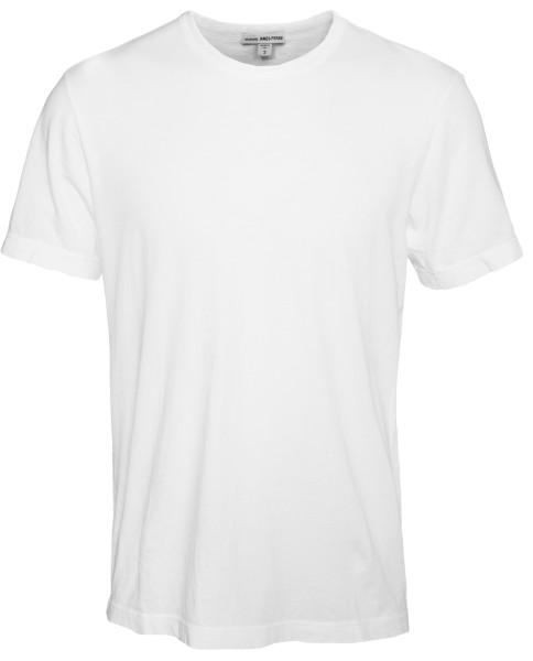 James Perse Crew Neck Shirt MLJ3311 weiß