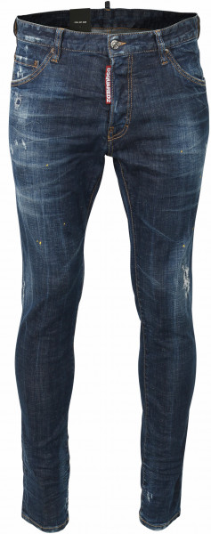 Men´s Dsquared Jeans Cool Guy Blue Washed
