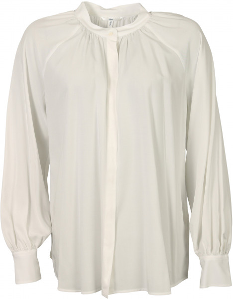 Women's Sophie Viscose Shirt Mabrut Offwhite